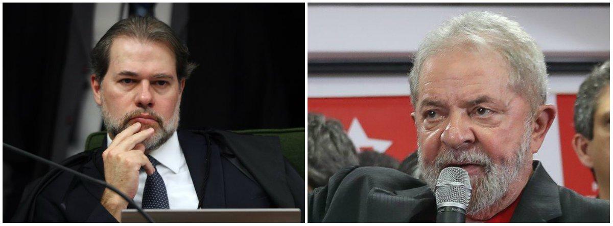Toffoli, política e justiça, Globo e golpe — O jogo para a liberdade de Lula