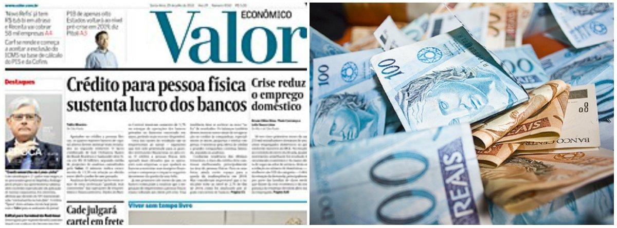 Fake news para agradar banqueiro