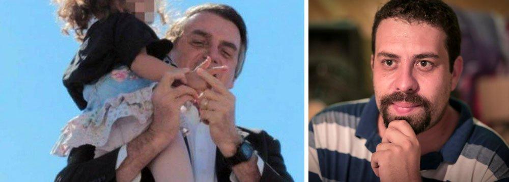 Boulos: Bolsonaro não é um adversário eleitoral, é adversário do Brasil