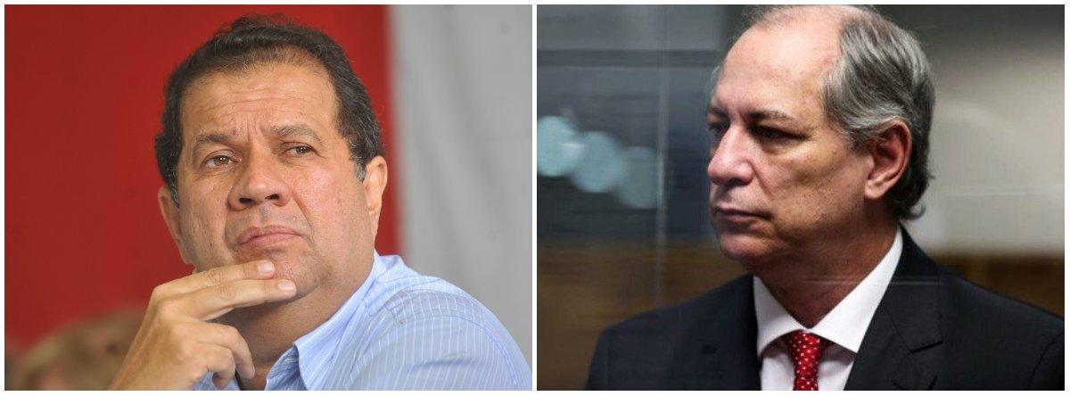 Lupi: Ciro é indiferente a apoio do centrão a Alckmin