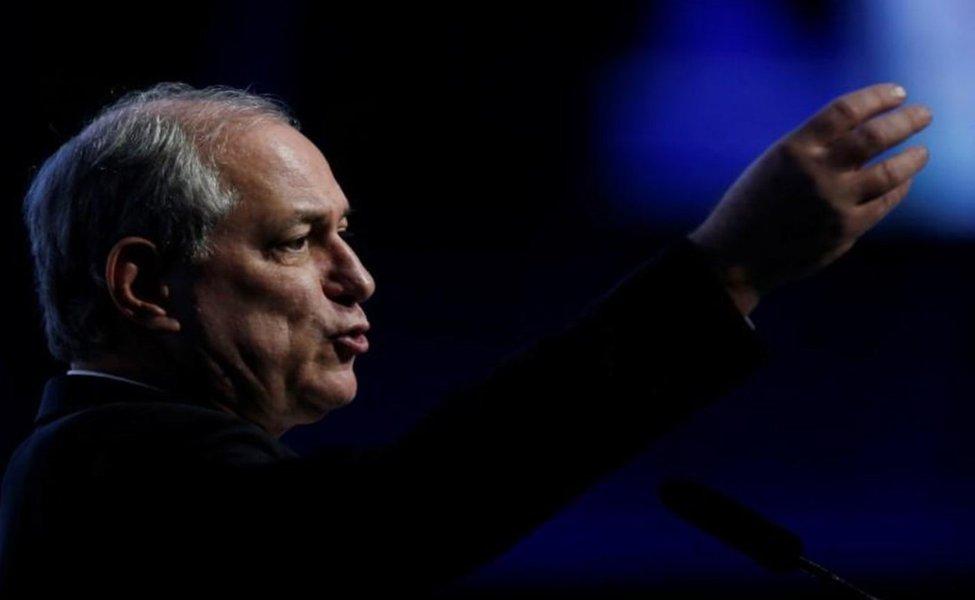 """Ciro critica situação fiscal """"deplorável"""" e promete que não haverá ruptura de contratos"""