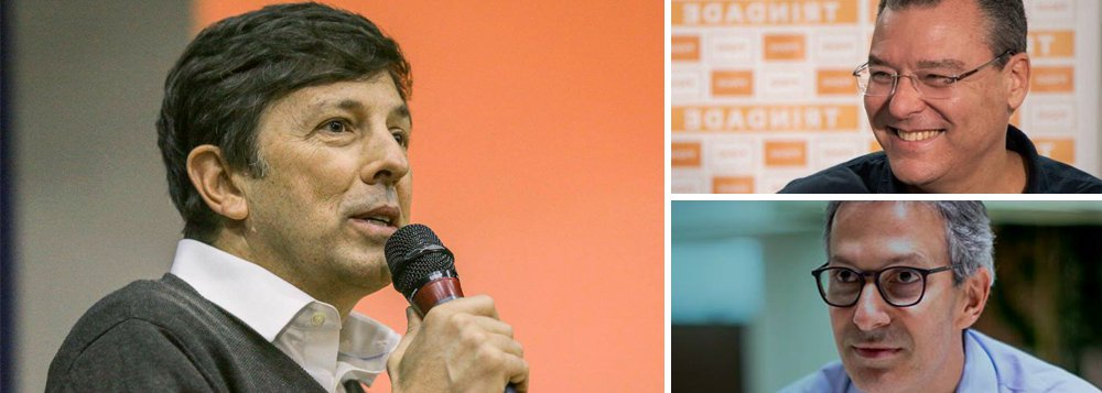 Partido Novo: a sigla dos candidatos multimilionários de direita