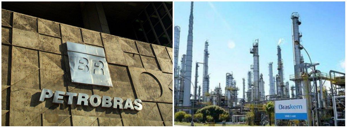 Comando da Petrobras enfrenta pressão contra venda de Braskem