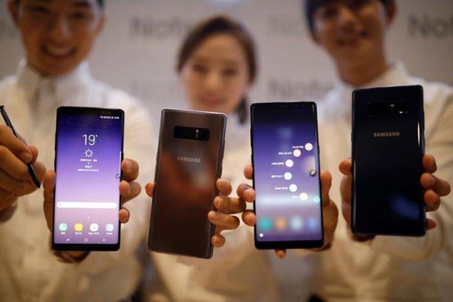 Samsung pode suspender operações em fábrica na China por queda de vendas, diz jornal
