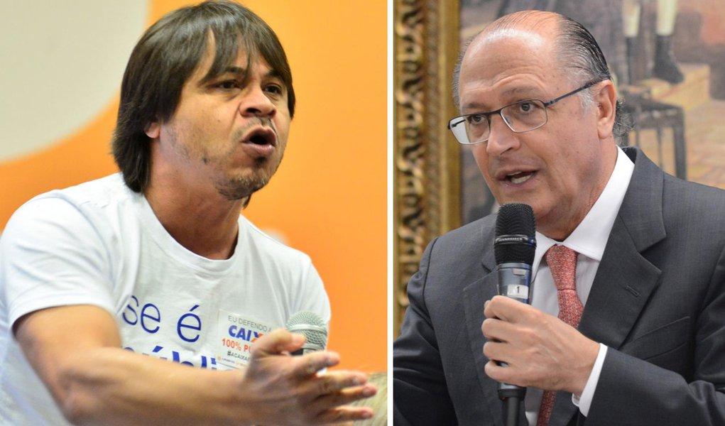 Edson Índio: derrotar o candidato de Temer e do mercado é o principal