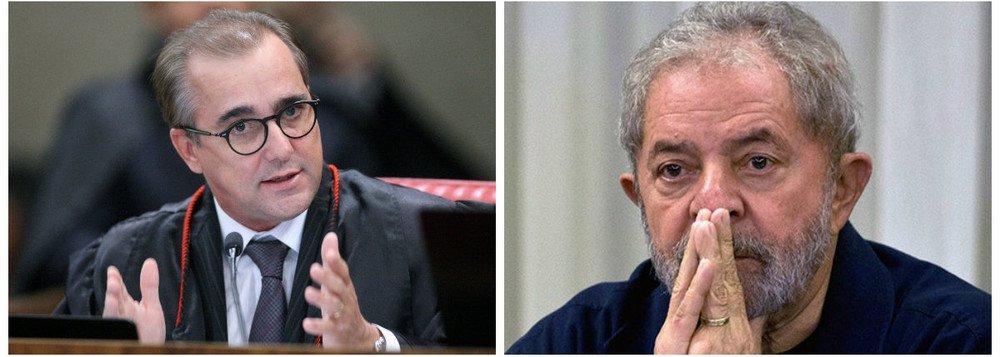 Ministro diz que TSE pode barrar Lula mesmo sem provocação