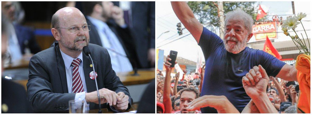 """""""Só Lula para colocar ordem na casa e voltar a priorizar os pobres"""""""