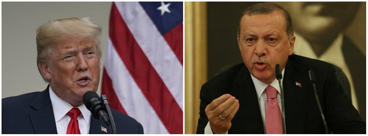 Economia mundial reage a crise entre Turquia e EUA e pode atingir Otan