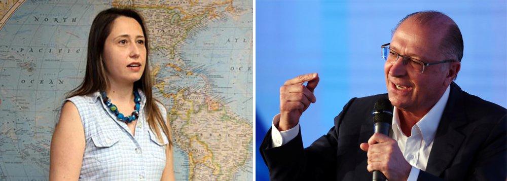Declaração de Alckmin sobre Pacote do Veneno é 'leviana', diz pesquisadora