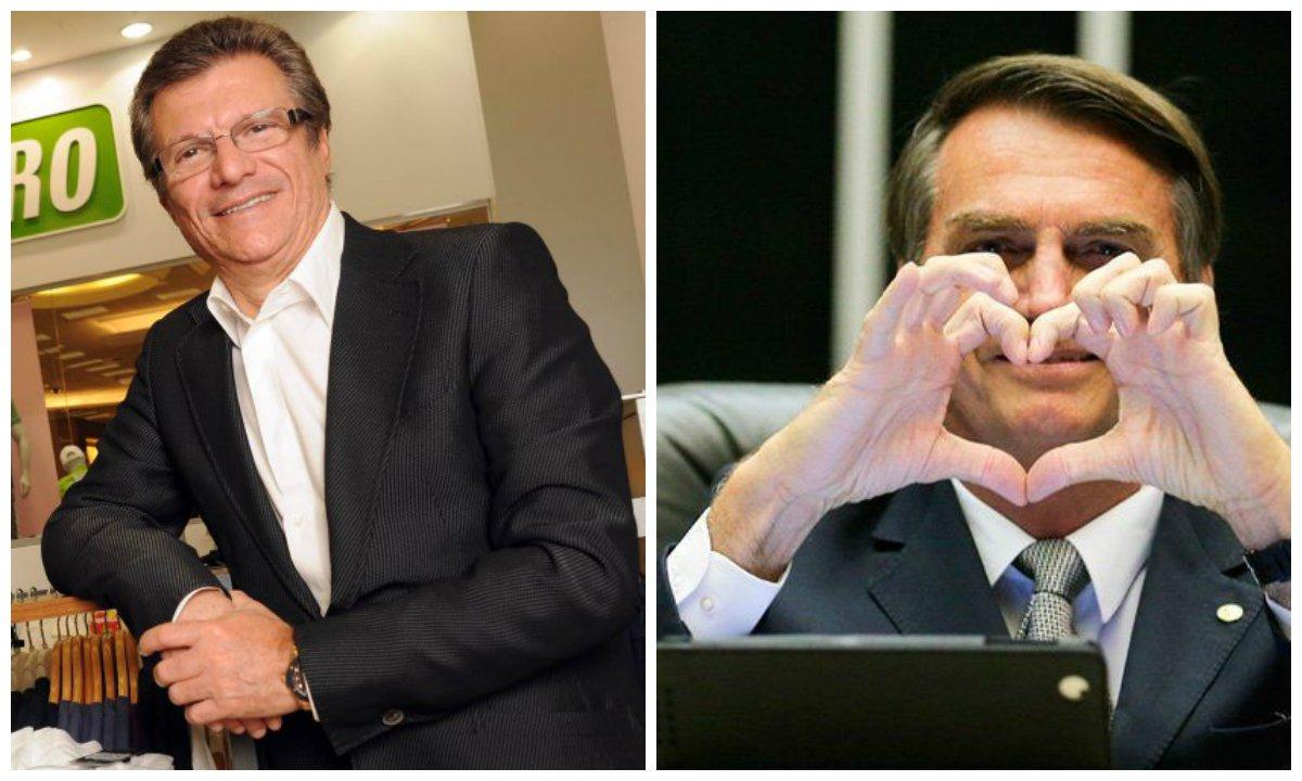 Dono da Centauro declara apoio a Bolsonaro e pode sofrer boicote