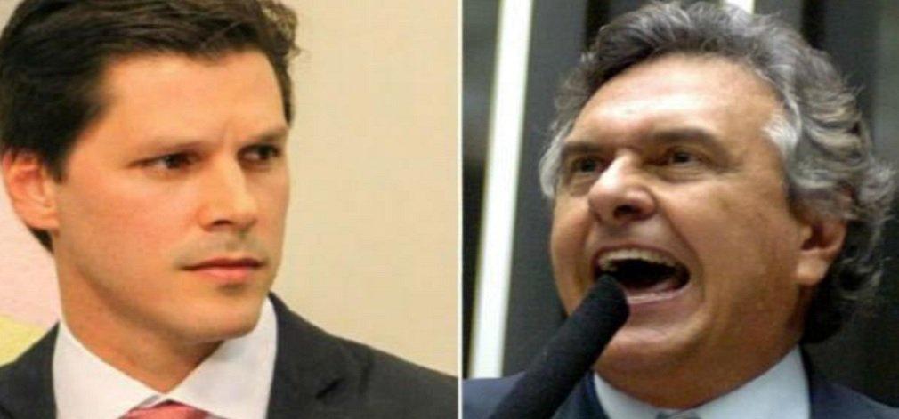"""Caiado ataca Daniel: """"reuniram os governos Marconi e Temer"""""""