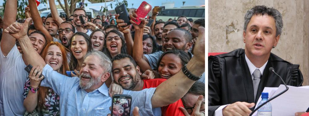 Veja: Gebran admitiu a amigos que ignorou a lei para manter Lula preso