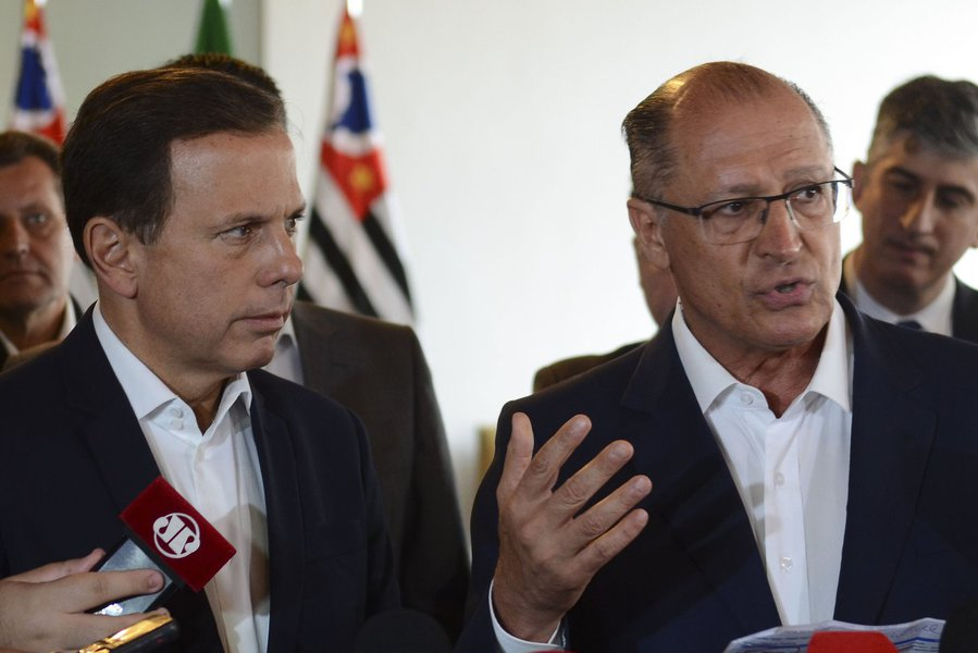 Doria, que quebrou promessa sobre prefeitura, diz que aprendeu a não mentir com Alckmin