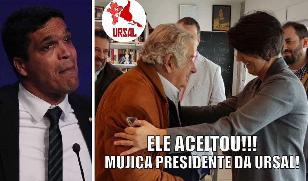 Manuela diz que Pepe Mujica topou presidir a Ursal