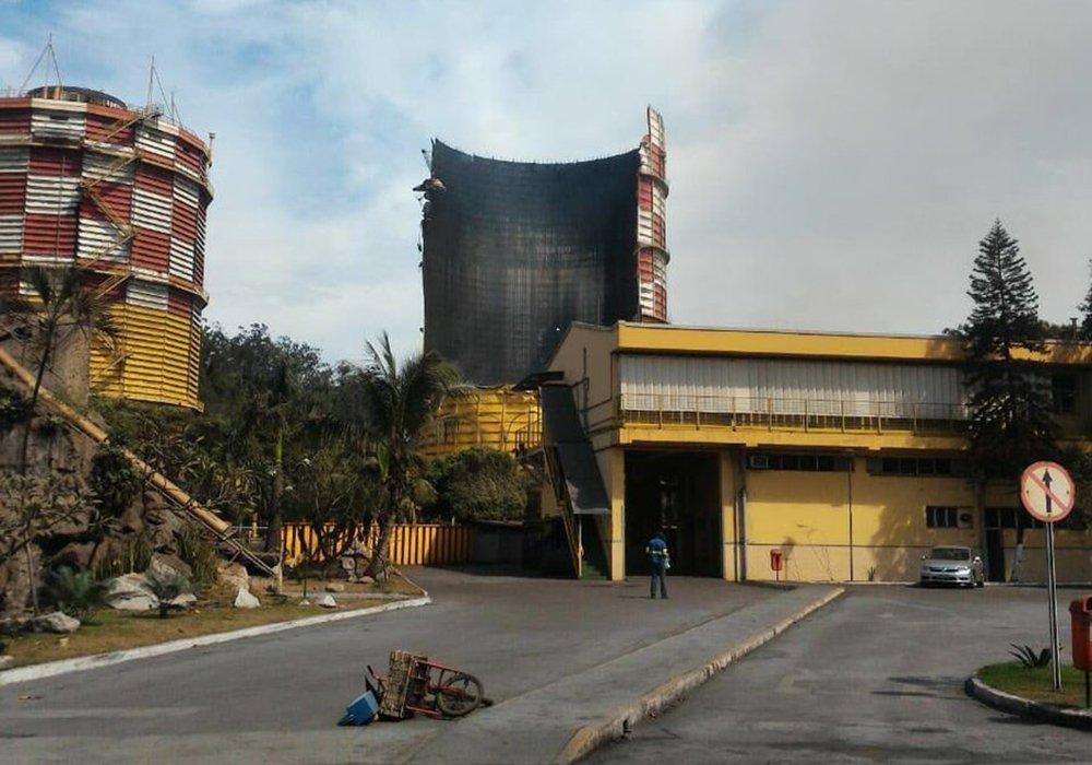 Explosão é registrada na Usiminas e usina é evacuada