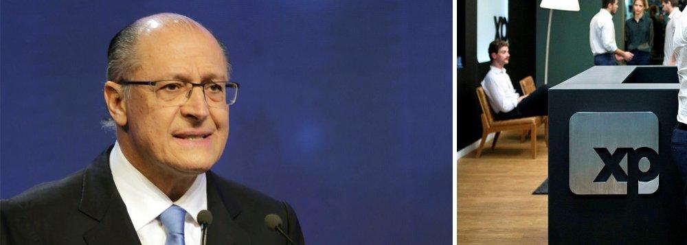 Desempenho de Alckmin na Band decepciona mercado