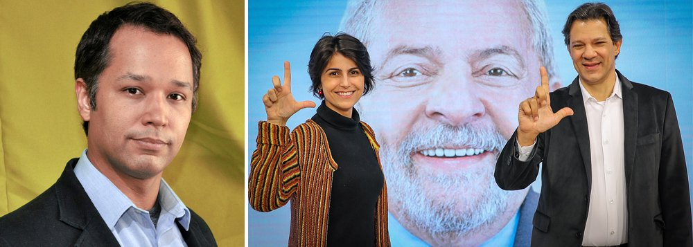 Stoppa: debate alternativo com Haddad e Manuela foi fundamental