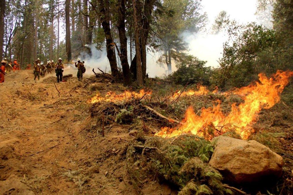Sobe para dez número de mortes confirmadas em incêndios na Califórnia