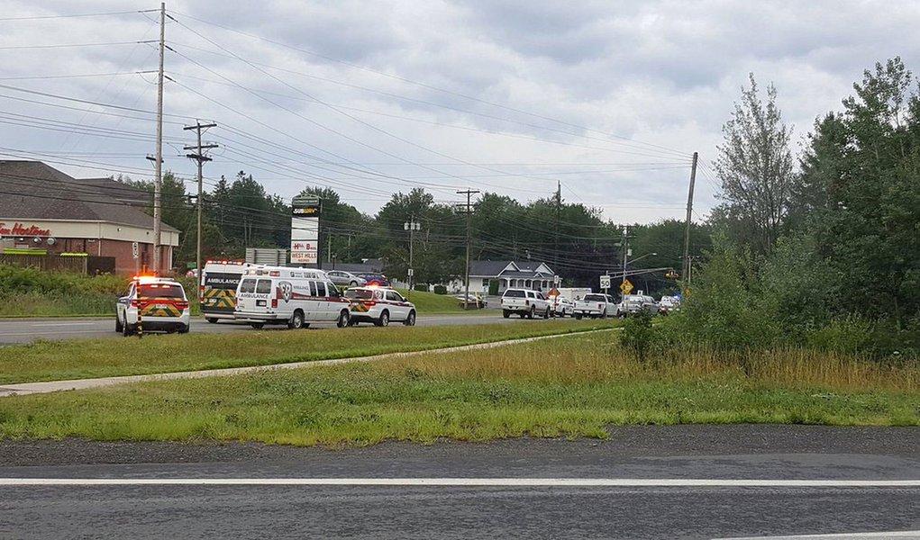Tiroteio em cidade do Canadá deixa ao menos 4 mortos