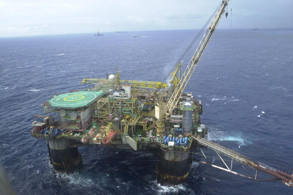 O furto do petróleo