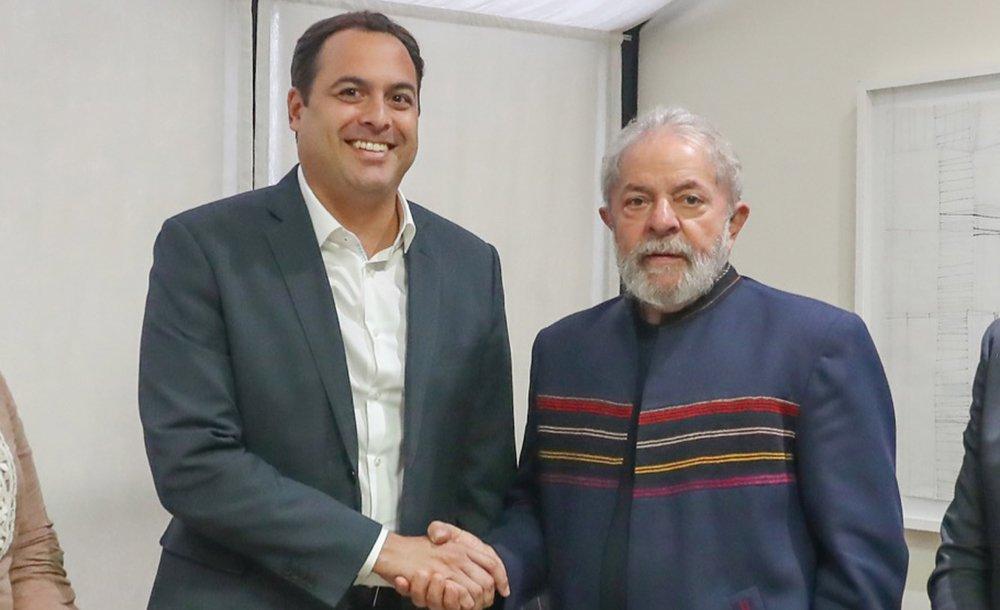 Ao lado do PT, Paulo Câmara sai em defesa de Lula