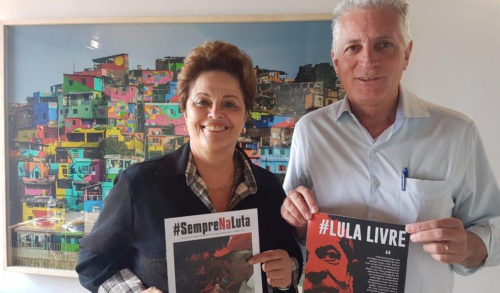 Aécio não terá trégua com Dilma no Senado e Rogério na Câmara