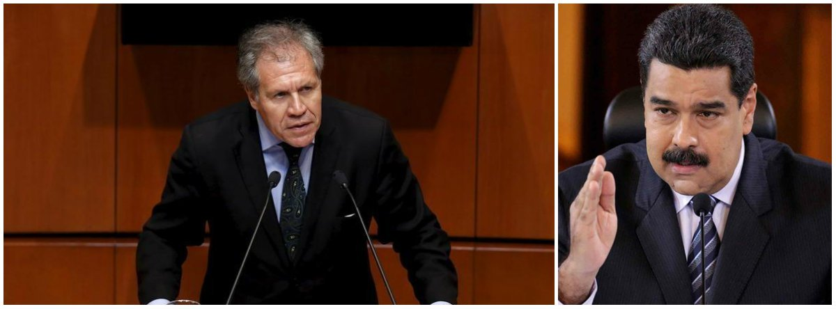 OEA estuda envio de comissão para investigar atentado na Venezuela