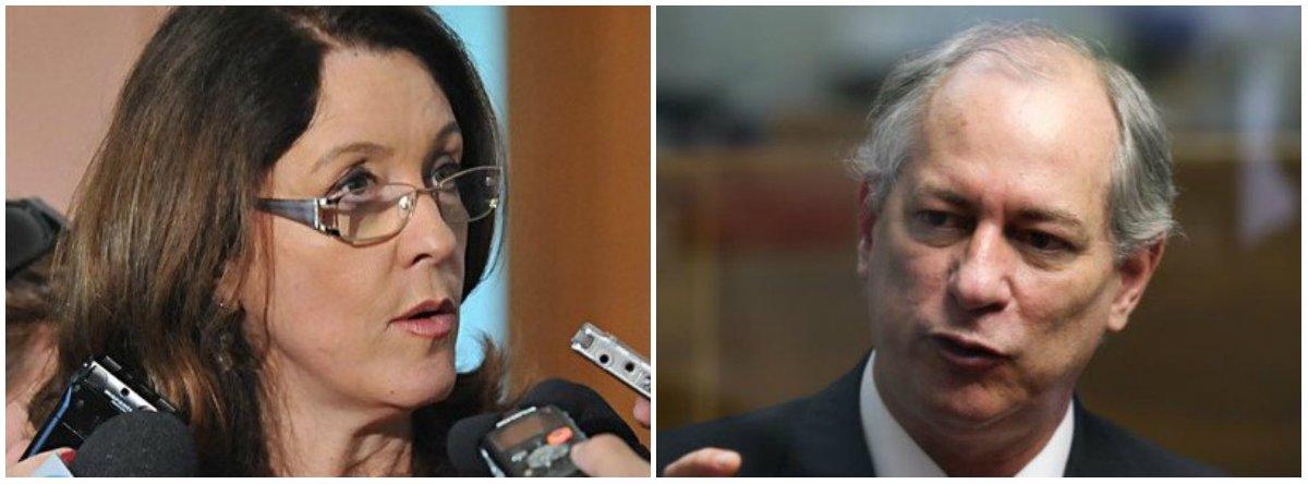 Helena Chagas: Ciro aposta no voto útil centrista se Alckmin não crescer