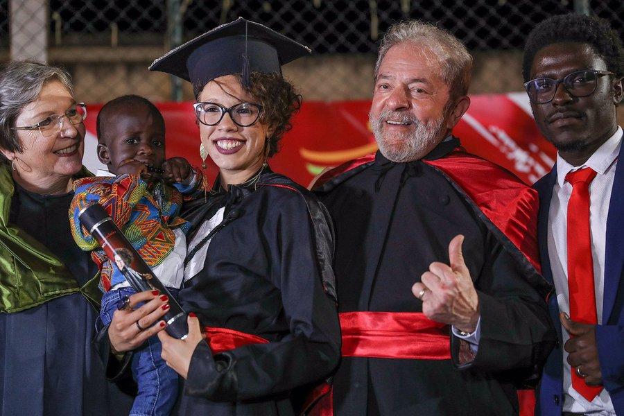 Lula: Educação jamais é gasto