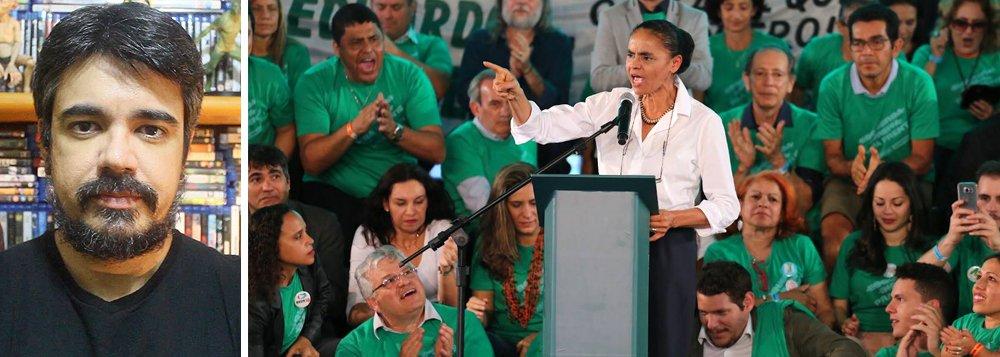 Pablo Villaça: Marina é tão sórdida quanto Bolsonaro
