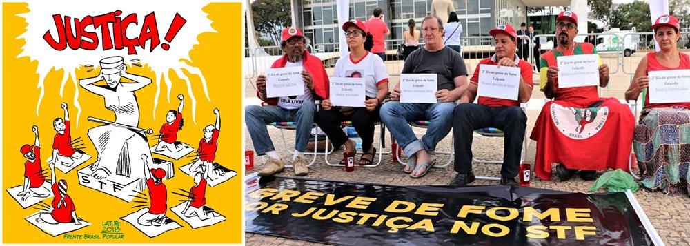 Lattuf: STF ignora apelo por Justiça a Lula