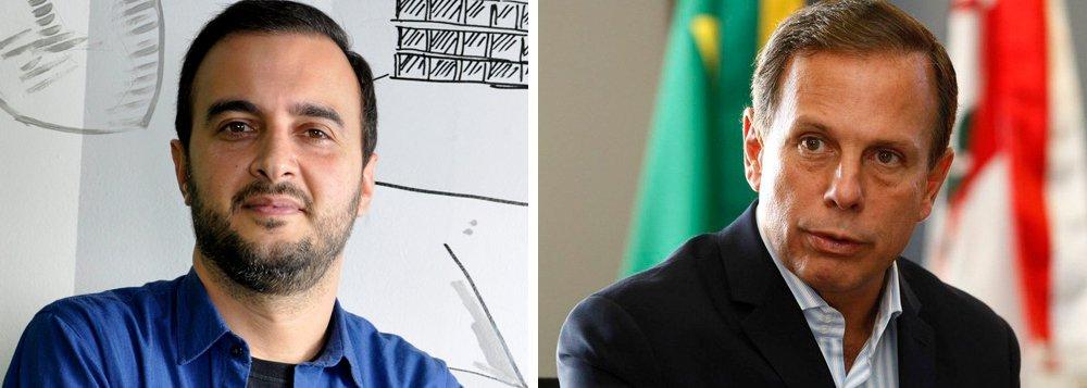 Doria tenta censurar deputado Gustavo Petta