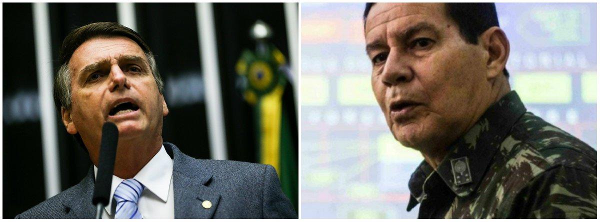 Um vice perfeito para Bolsonaro