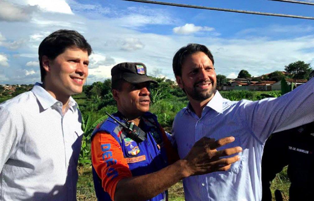 Daniel é o novo em Goiás, diz ministro Baldy
