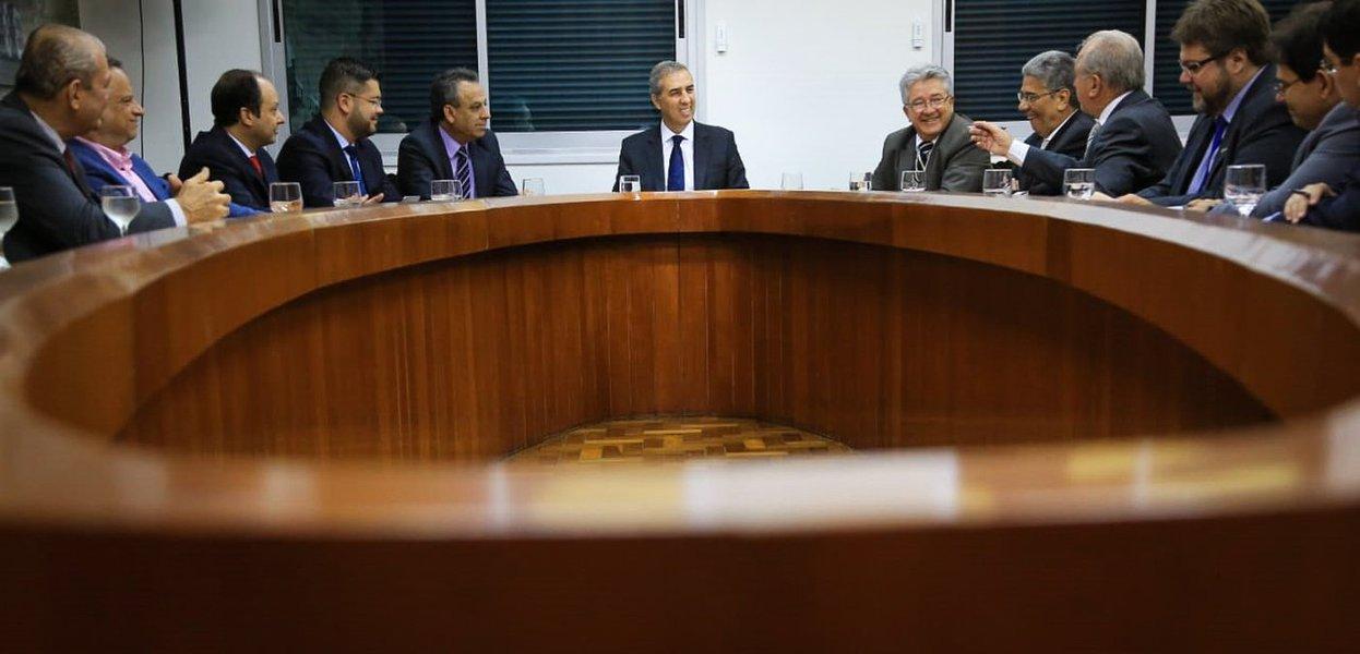 Eliton quer diálogo permanente com o Fórum Empresarial