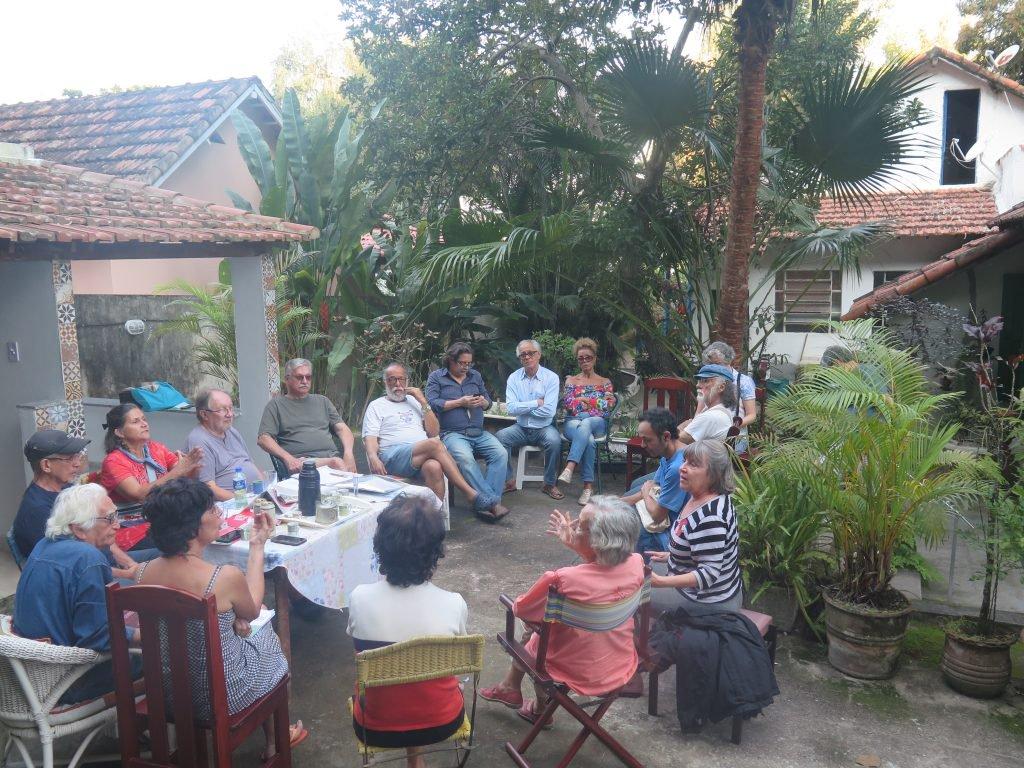 Ilha de Paquetá: bela, tranquila e combativa contra o estado de exceção