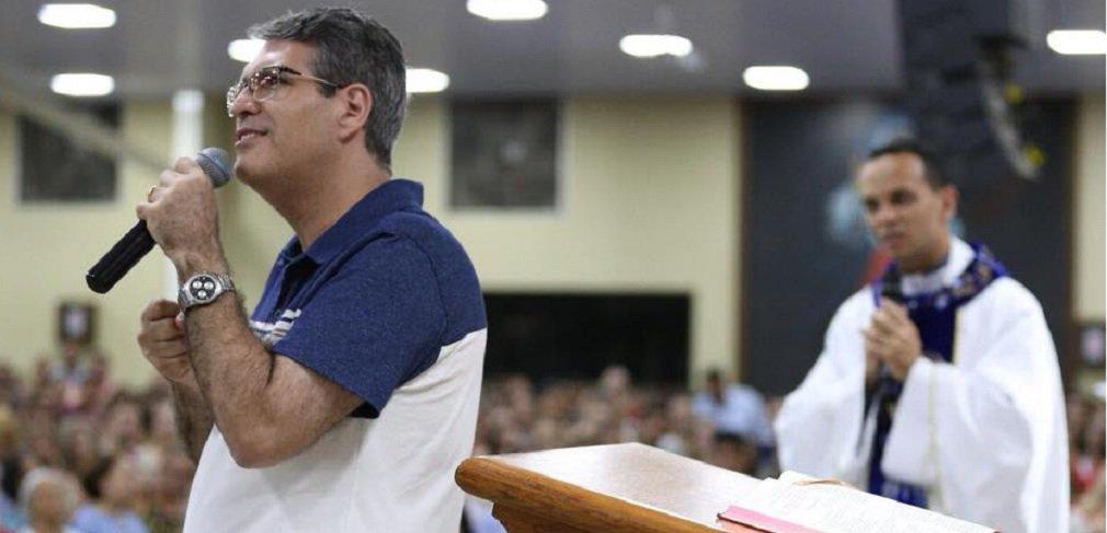 Francisco Jr. quer ser o representante católico na Câmara Federal