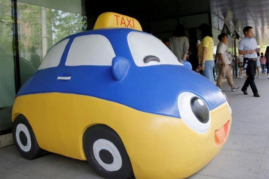 Chinesa Didi vai investir US$1 bi em sua plataforma de serviços automotivos