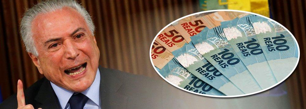 Estados perdem R$ 278 bi depois do golpe