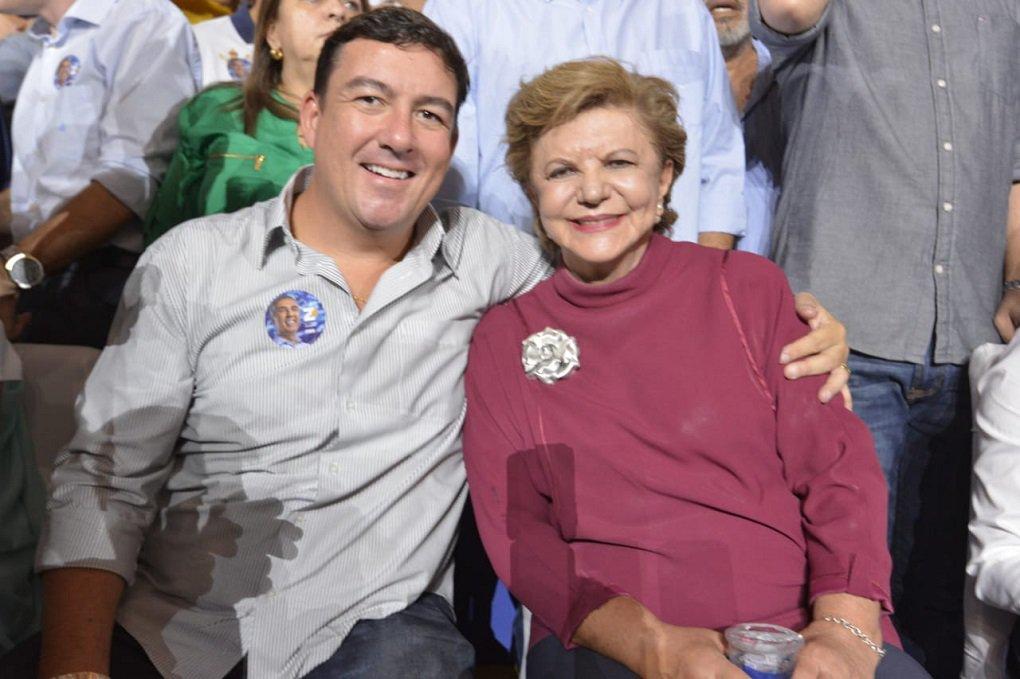 Vitti agrega renovação e força política na chapa majoritária da base