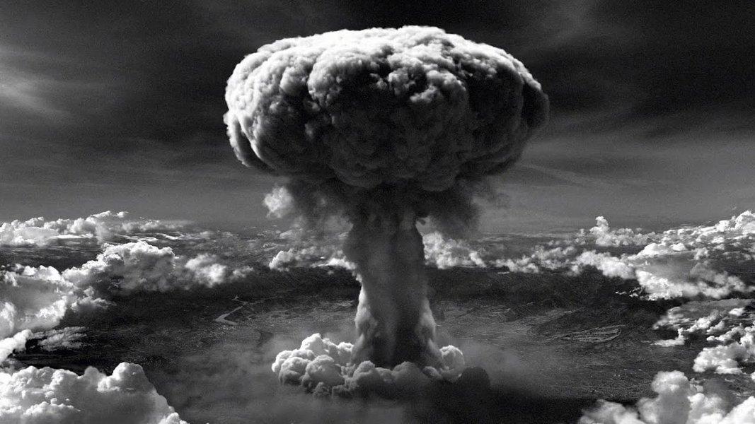 Há 73 anos EUA lançaram a bomba atômica contra Hiroshima e Nagasaki