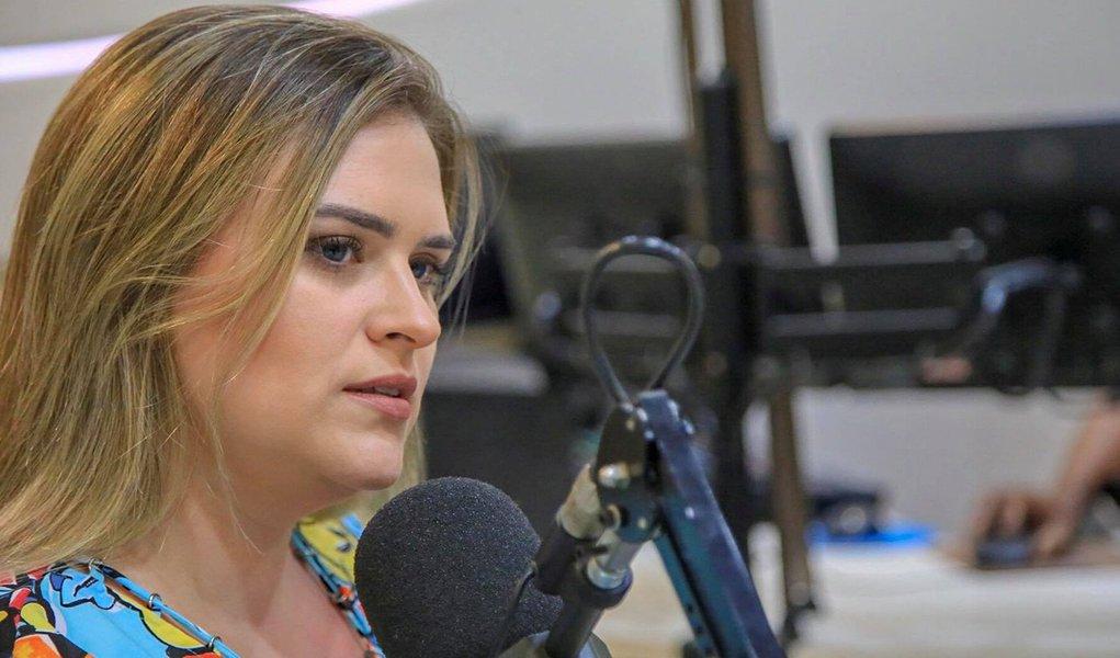 Marília confirma candidatura à Câmara e diz que segue firme na defesa de Lula