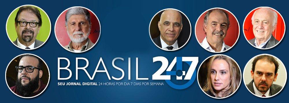 Brasil 247 passa a ter conselho editorial, em defesa do Brasil
