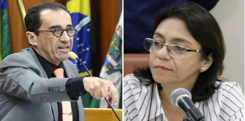 Candidato com Caiado, Kajuru é acusado de postagem machista contra secretária de Iris