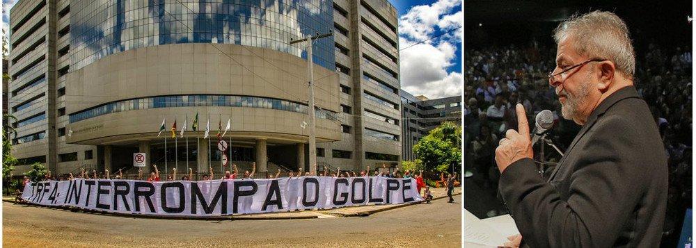 TRF-4 nega a Lula direito de participar de debate