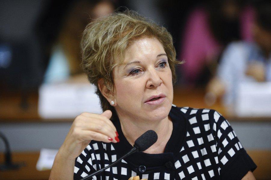Marta diz que não vale mais a pena estar no Congresso