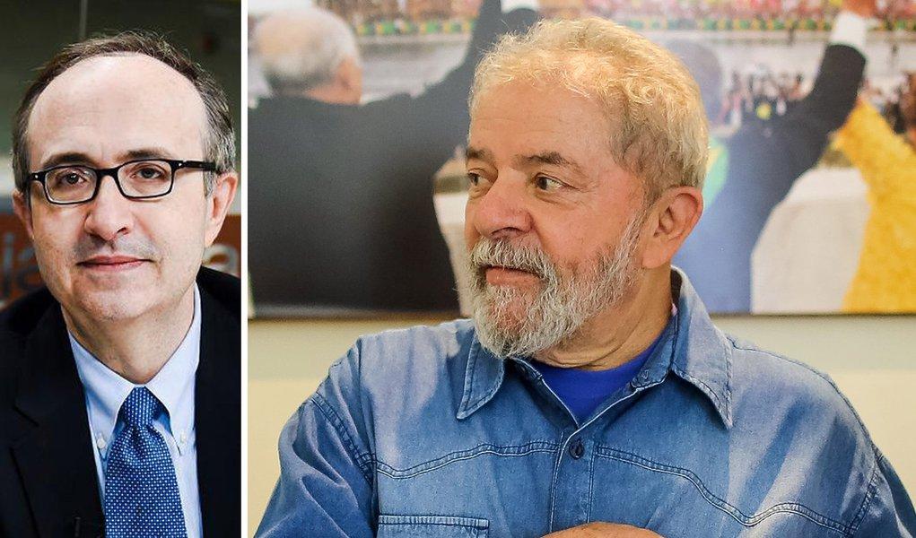 Reinaldo Azevedo: pago preço altíssimo por dizer que Lula foi condenado sem provas