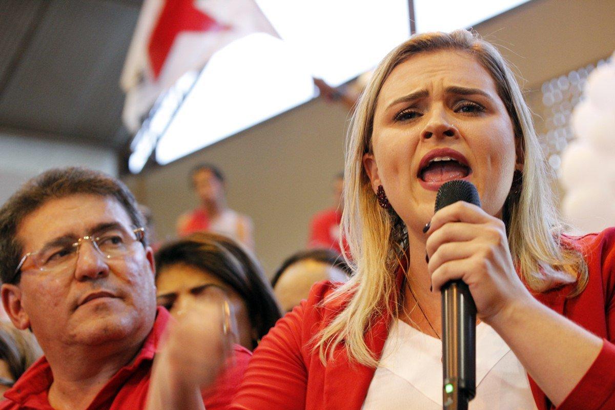 Crise no PT em Pernambuco é superada e Marília será candidata a ...