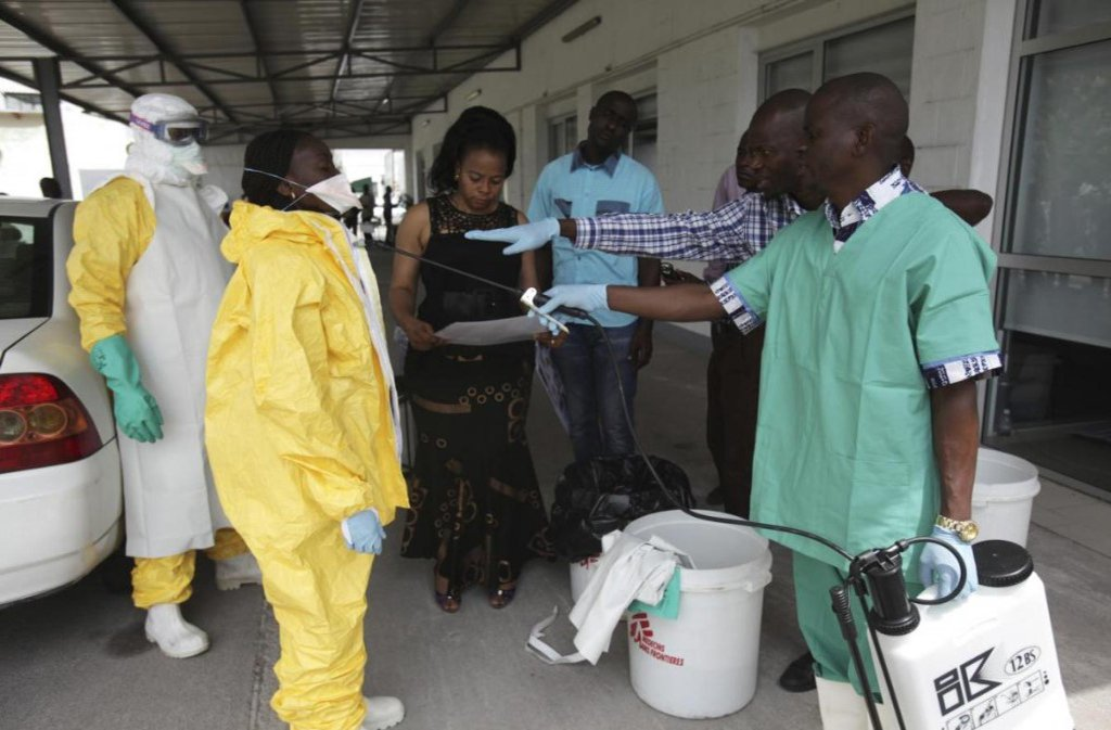 Congo registra novo surto de ebola