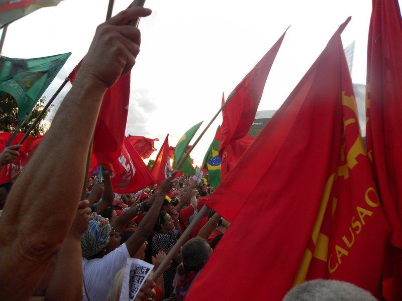 A esquerda pronta para resgatar o Brasil